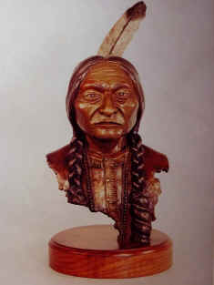 Sitting Bull by Ron Howell
